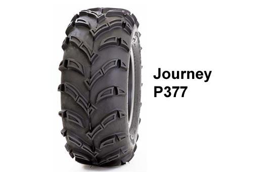 Journey P377 ATV rengas